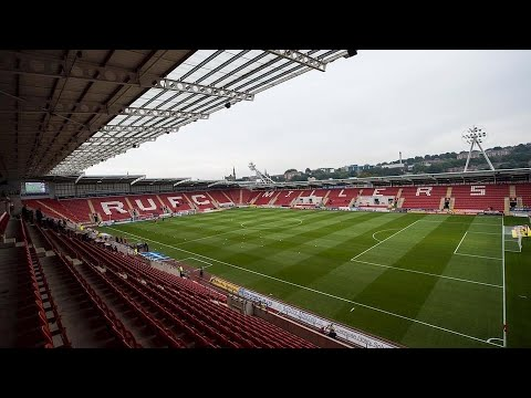 Rotherham United Vs Southend United - Match Day Experience