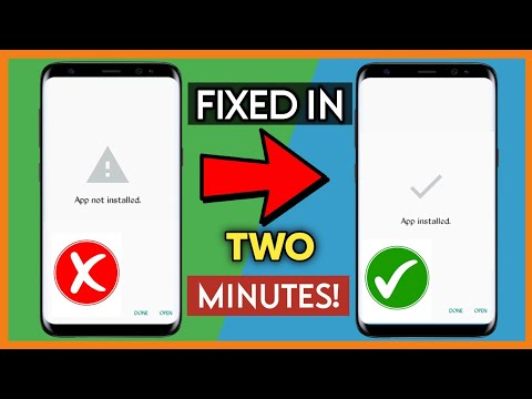 Download How to fix App Not installed error on Android in 2 Minutes | Part 1 Solution