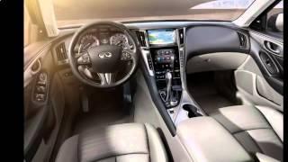 Автомобили.  Infiniti Q50 2013 Седан