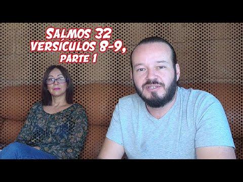 Salmos 32 versículos 8-9