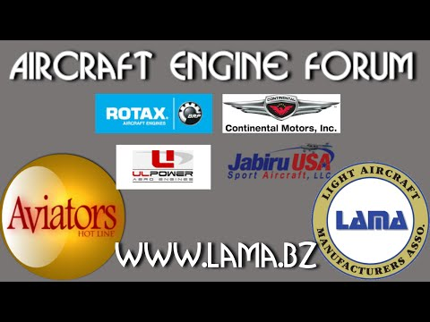 Aircraft Engine Debate,  Continental, UL Power, Rotax, Jabiru, Sun N Fun 2016