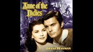 Anne Of The Indies | Soundtrack Suite (Franz Waxman)