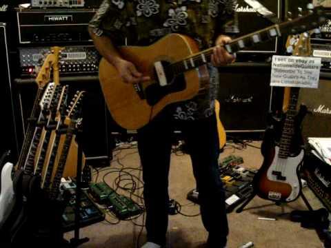 Seymour Duncan Woody Pickup Review 2 asian guitars.mpg - YouTube