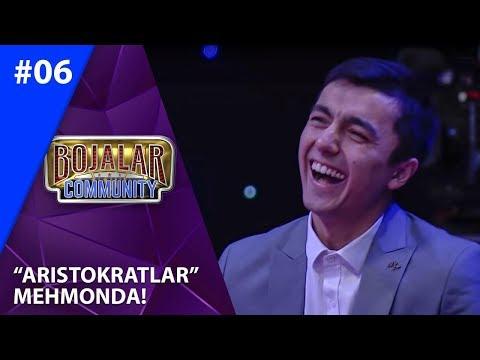 "Bojalar Community 6-son ""ARISTOKRATLAR"" MEHMONDA!  (04.10.2019)"