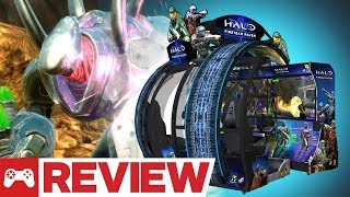 Halo: Fireteam Raven Review (Arcade)
