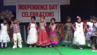 2013 INDEPENDENCE DAY DANCE BY LKG STUDENTS