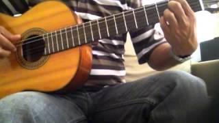 Bapa Kami Yang Di Surga (Gitar) - cipt: Drs. Bonar Gultom