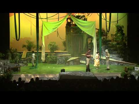WHS Musical Theatre Presents: TARZAN
