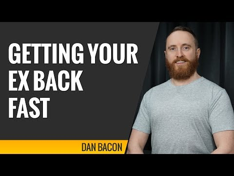 4 tips for getting your ex back fast