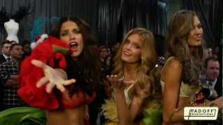 "Victoria's Secret Angels Lip Sync ""Beauty and a Beat"" with Justin Bieber"