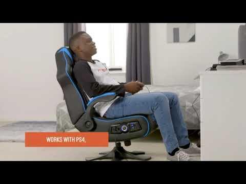 Argos X Rocker Genesis Official Licensed PlayStation Gaming Chair | Paulo Andre Aragao