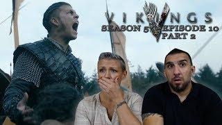 Vikings Season 5 Episode 10 'Moments of Vision' REACTION!! Part 2