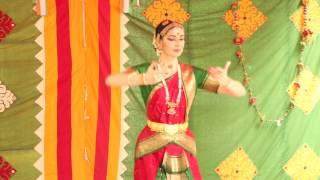 видео Бхаратанатьям