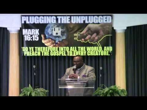 Pastor Delton Chambers New Harvest Christian Center Dec 14, 2014