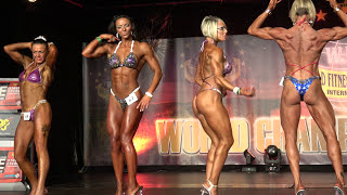 Posedown – Women  Superbody - WFF World Championship 2016