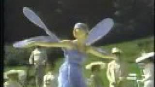 Amanda Mckerrow Performing Pavlova's Dragonfly
