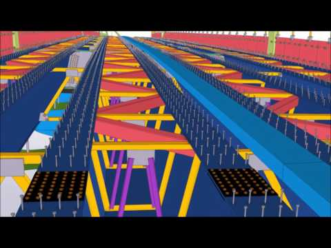 Tekla Middle East BIM Awards 2016 - Abdullah Arif Bridge