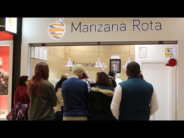 SPOT MANZANA ROTA