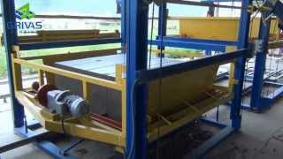 Производство блоков из пенобетона, газобетона на оборудовании от компании «ГРИВАС» (Украина)(Линия по производству пенобетонных блоков от торговой марки GRIVAS. На видео представлена линия по выпуску..., 2014-02-23T21:39:58.000Z)