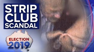 One Nation candidate resigns after strip club sting | Nine News Australia