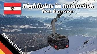 48h in Innsbruck: Sehenswürdigkeiten & Tipps (Video Reiseführer)