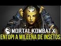 Mortal Kombat X #6 – Mileena Ficou Muito DodÓi, Entupida De Mosca video