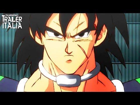 DRAGON BALL SUPER: BROLY - IL FILM | Trailer ITA Del Film Anime