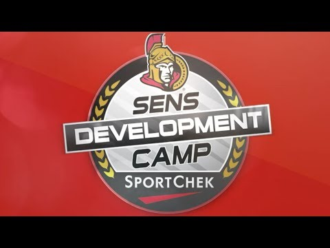 Sens Development Camp - Full Scrimmage