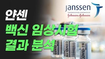 [ENG][COVID-19] 얀센, 백신 임상시험 결과 분석 Janssen