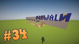 Pływalnia w Minecraft   Pomysł na budowlę [#34]