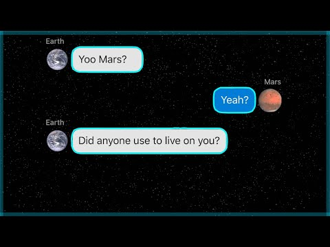 If Planets Had A Group Chat (Pluto, Earth, Mars, Jupiter, Venus & More)