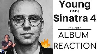 Logic - (YSIV) Young Sinatra 4   Album Reaction