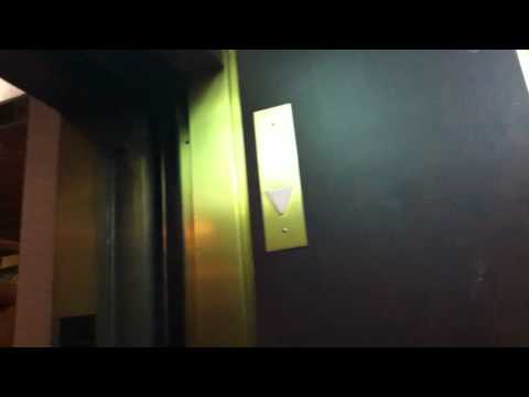 National Hydraulic Elevator @ Sir Francis Drake Hotel San Francisco CA