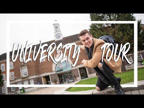 WE STUDY HERE!! MIDDLESEX UNIVERSITY TOUR / LONDON, ENGLAND // VLOG 2