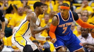 BREAKING NEWS! CAVS REPORTEDLY TRIED TO AQUIRE CARMELO ANTHONY & PAUL GEORGE IN A 5 TEAM MEGA-DEAL!