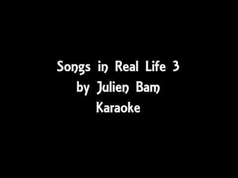 Songs in real life l Julien Bam l Karaoke + VERLOSUNG