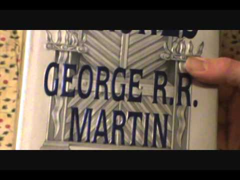 Game of Thrones. George R.R. Martin. How to Identify a First Edition by Browsers