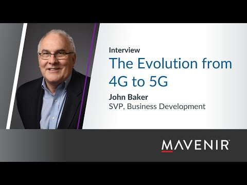 Mavenir interview with RCR Wireless at Mobile World Congress 2018