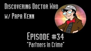 "Discovering Doctor Who (Ep. #34) - ""Partners in Crime"""