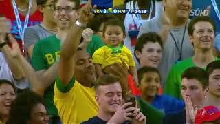 MELHORES MOMENTOS - BRASIL 7 x 1 HAITI -  COPA AMÉRICA CENTENÁRIO 08/06/2016