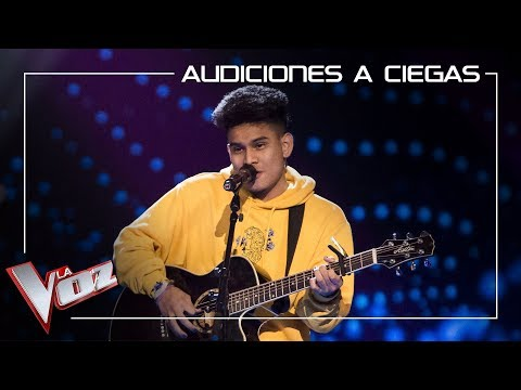 Lion canta 'Toxic' | Audiciones a ciegas | La Voz Antena 3 2019