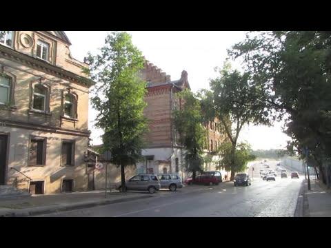 The City of Vilnius, Lithuania