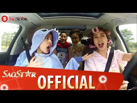 """BNHV 2015: Chi Pu """" hát nhép"""" My Everything cute vô đối"""