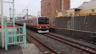 武蔵野線E231系Mu37編成府中本町行 南浦和到着‼