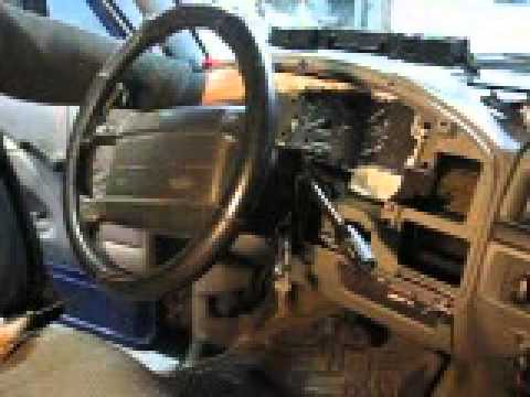 1996 ford f150 instrument cluster repair