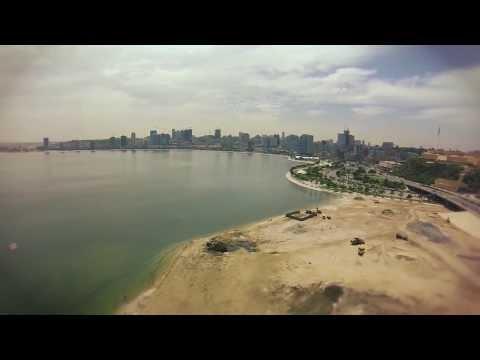 Baía de Luanda - Business Parque Parcela 1 (Imagens Aéreas)