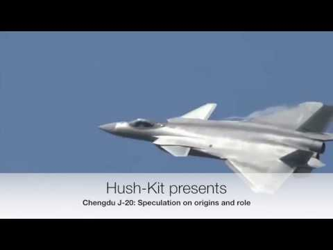 Chengdu J-20 stealth fighter: Analysis from former British technical liaison