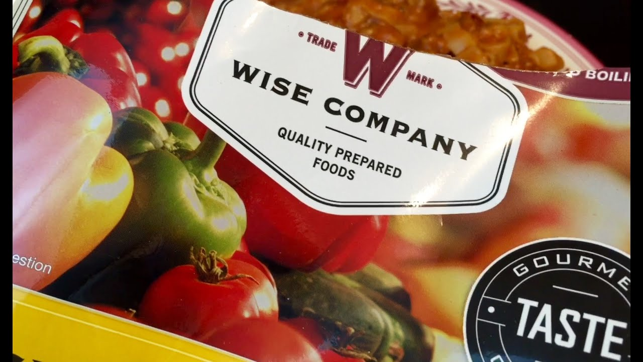 Wise Foods Emergency Food Supply Favorites Box Kit from Wise