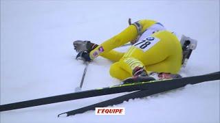 Biahtlon - CM (F) : Kuzmina remporte le sprint d'Oberhof