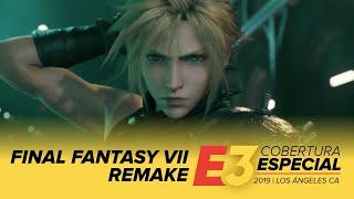 Final Fantasy VII Remake es mucho más que nostalgia - E3 2019